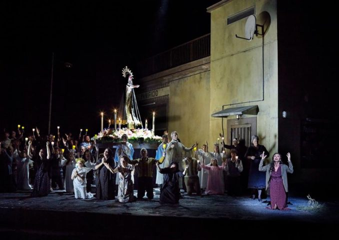 Cavalleria Rusticana Pagliacci Opera Australia THE F 6