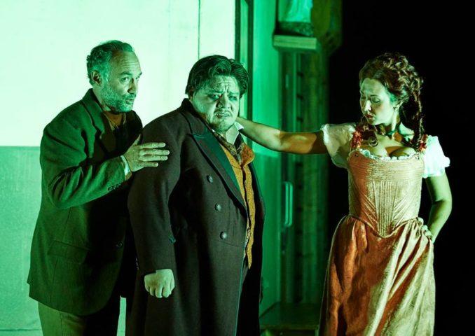 Cavalleria Rusticana Pagliacci Opera Australia THE F