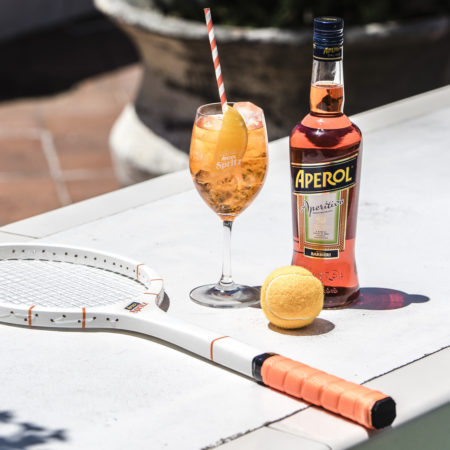 Club Aperol Australian Open THE F