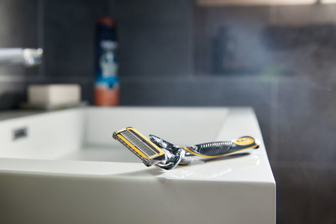 Gillette-Proshield-razor