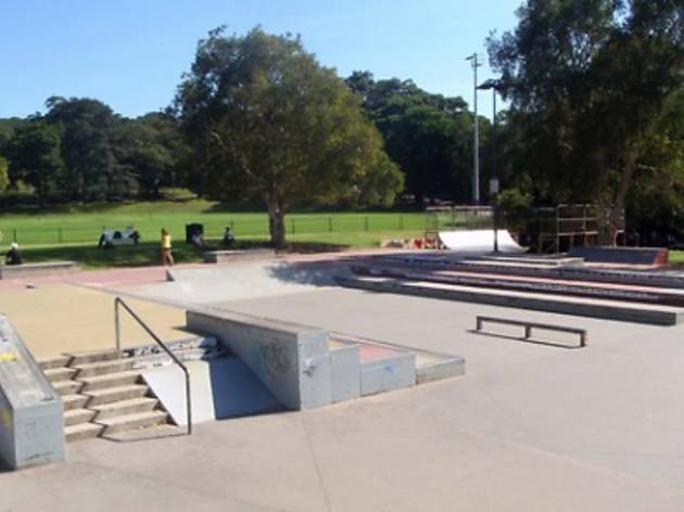 Waterloo Skate Park