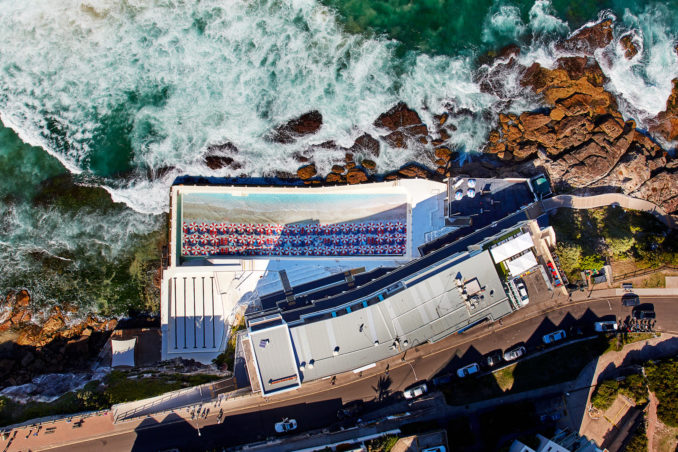 AQUABUMPS Bondi Beach with Canon