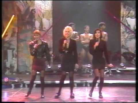 Bananarama Love in the First Degree