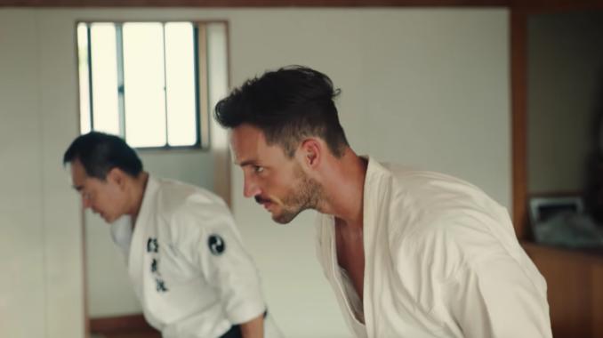 Daniel Fox karate okinawa