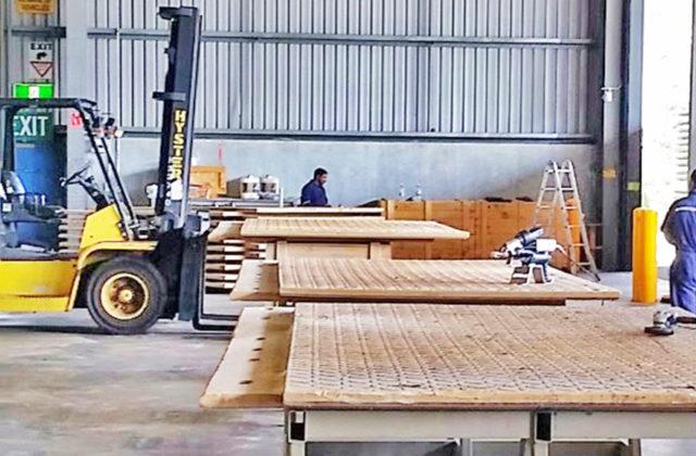 Durabase mat flooring