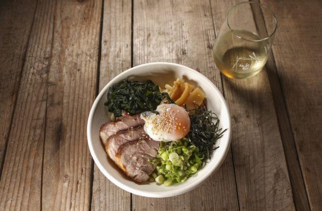 Miso Glazed Pork Abura Ramen