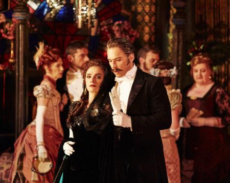 Ermonela Jaho and Adrian Tamburini in La Traviata