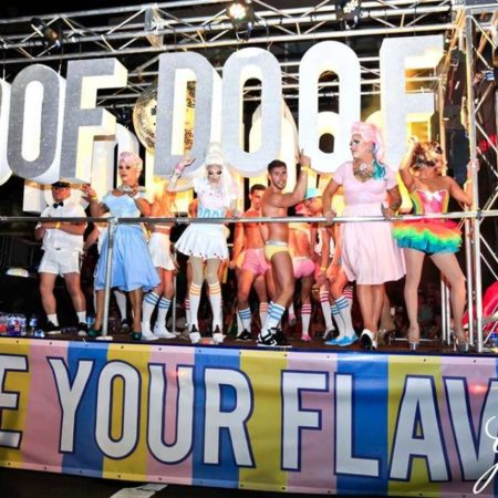 Sydney Gay lesbian mardi Gras Floats