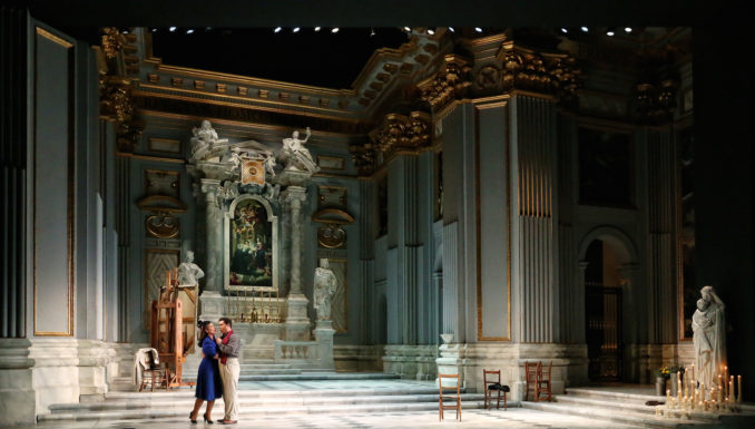 Teodor Ilincai Tosca Opera Australia THE F 3
