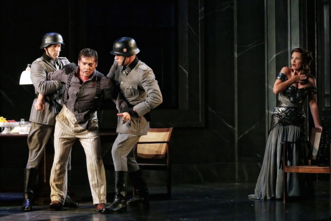 Teodor Ilincai Tosca Opera Australia THE F 4