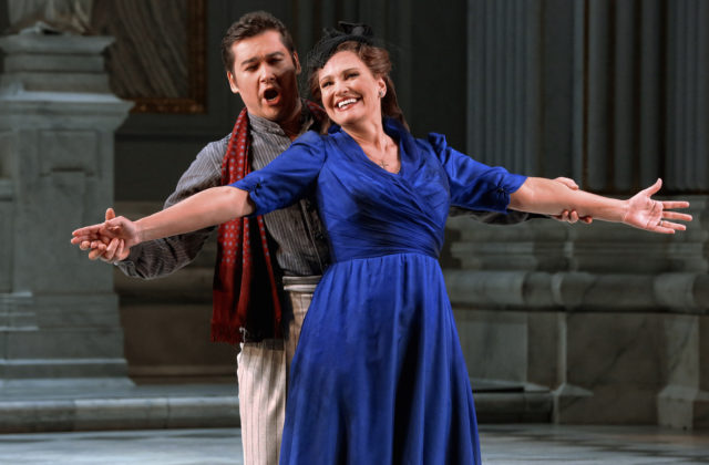Teodor Ilincai Tosca Opera Australia THE F2