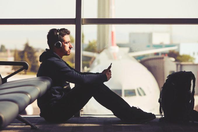 Young traveler