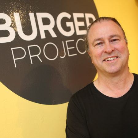 Burger Project Neil Perry Parramatta