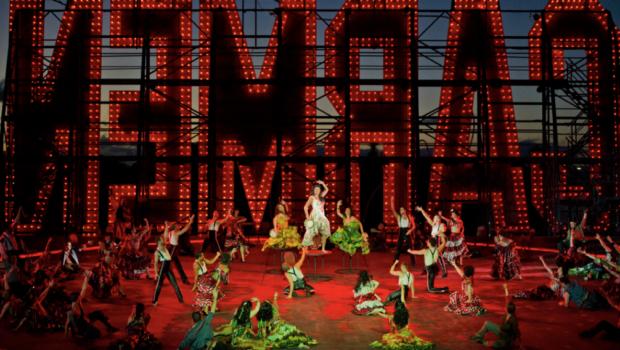 Handa Opera Sydney Harbour Carmen THE F full cast