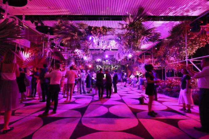 ivy ballroom march into merivale