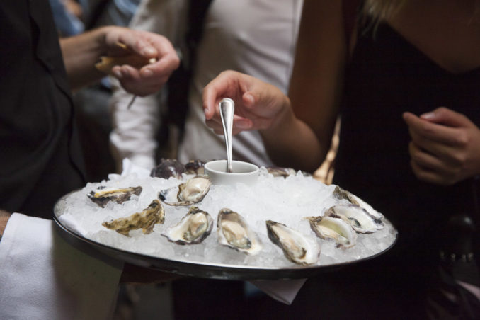 oysters march into merivale
