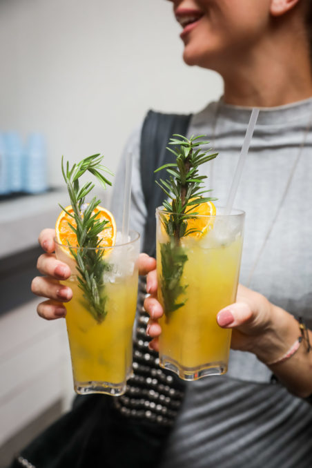 cocktails march into merivale