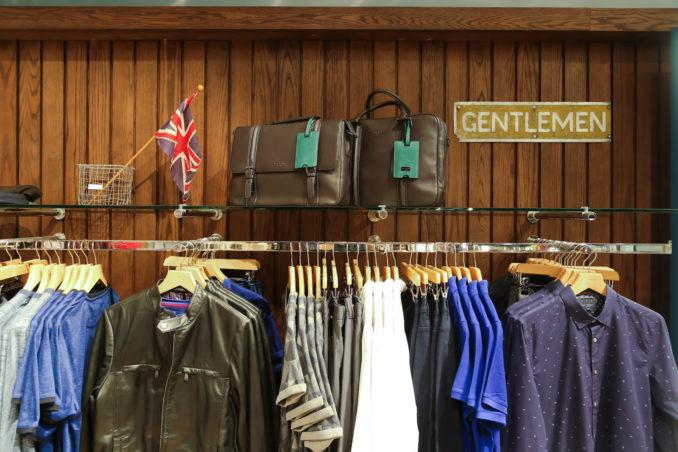 Ted Baker Bondi Junction store Sydney THE F 1