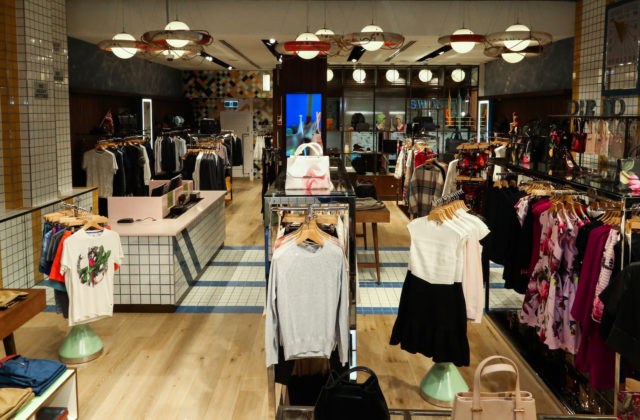 7a005388e53bea Ted Baker makes waves in Bondi with its newest store   THE F