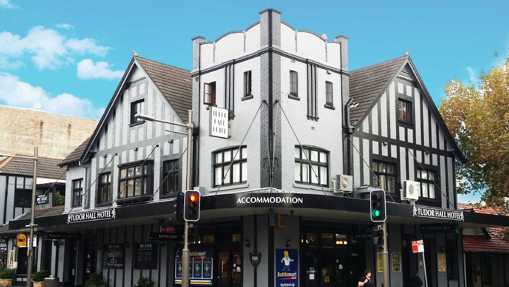 The Tudor Hotel Redfern