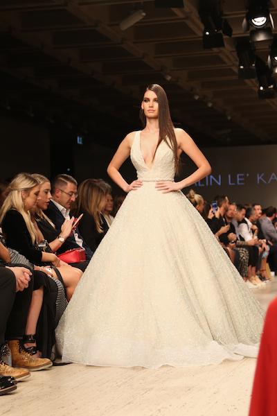Fashion Palette Sydney 2017 THE F alin le kal gown