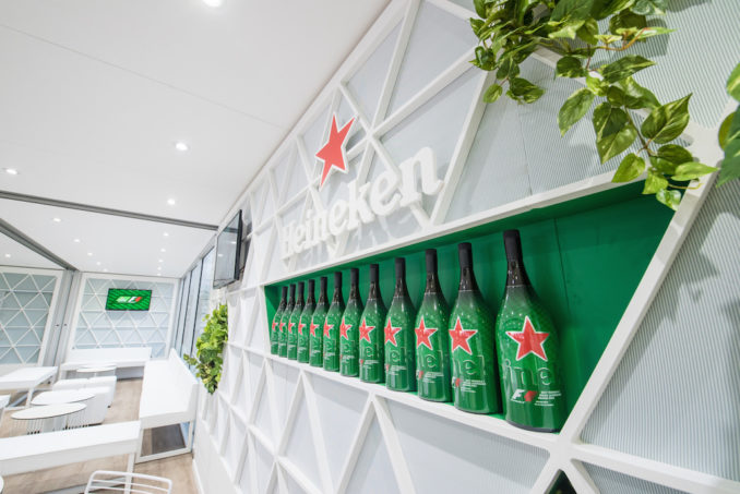 Heineken Grand Prix Heineken Saturdays THE F