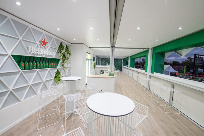 Heineken Grand Prix Heineken Saturdays THE F 2
