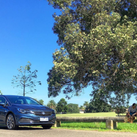 Holden Astra 2017 car review test drive THE F