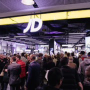 JD Sports Melbourne Central THE F 6