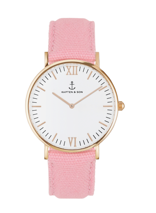 Kapten & Son Capina canvas watch