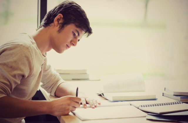 Image result for man studying