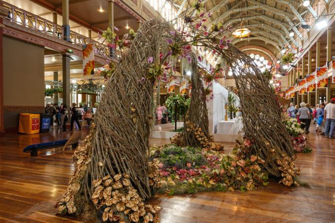 Melbourne S International Flower Garden Show Was Bloomin