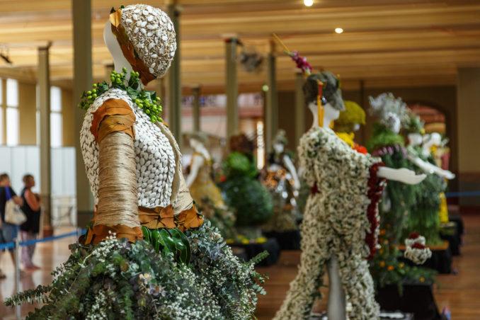 Melbourne International Flower Garden Festival MIFGS THE F 17