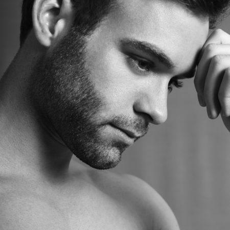 Men's beard wax