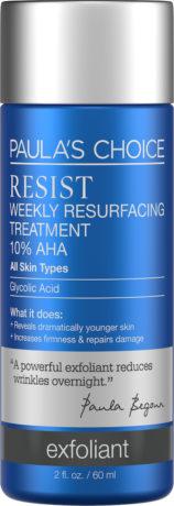 PC_RESIST Weekly Resurfacing Treatment 10% AHA