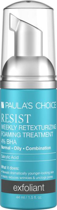 PC_Resist Weekly Retexturizing Foaming Treatment