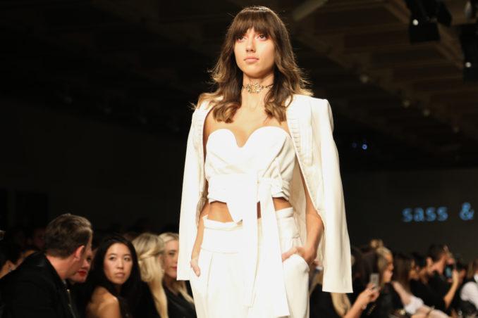 Sass Bide Fashion palette Sydney THE F