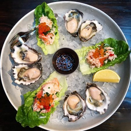 The Morrison oysters