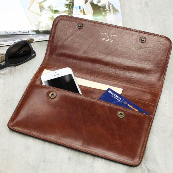 Torrino travel wallet