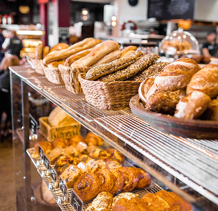 Bake Bar Sydney bread