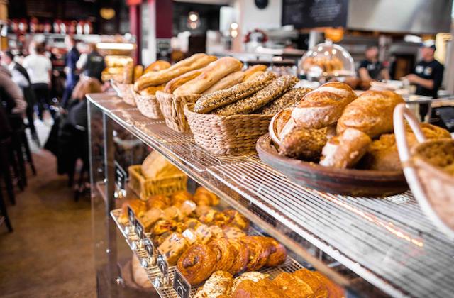 Bake Bar Sydney bread
