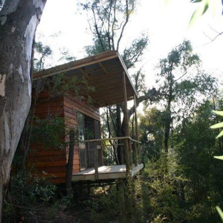 Billabong Retreat Sydney cabin THE F