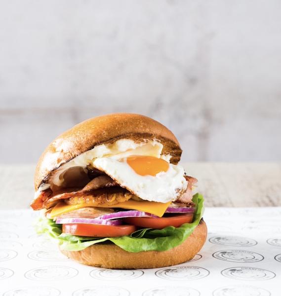 Chargrill Charlies international hamburger day sydney