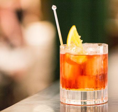 Fratelli Fresh Negroni cocktail drink Sydney 2