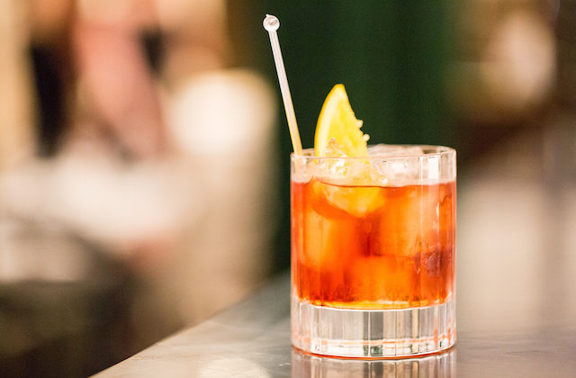 Fratelli Fresh Negroni cocktail drink Sydney 2