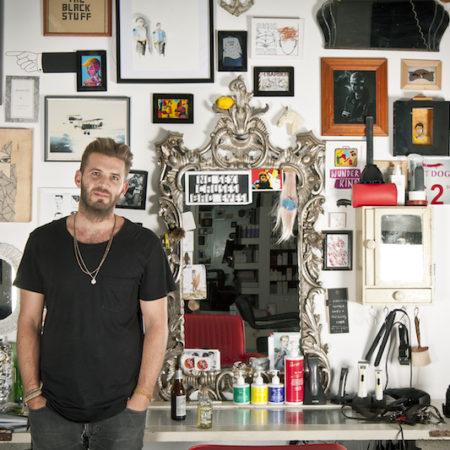 Jules Tognini Philips hairdresser