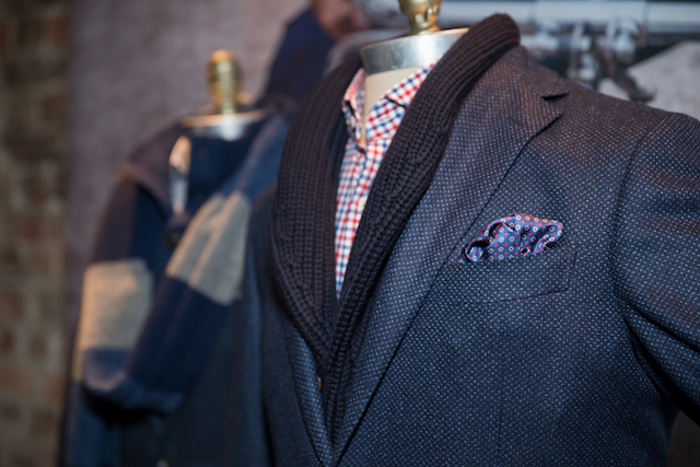 MJ Bale Kingston Collection suiting THE F 6