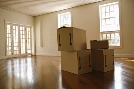Moving house sponsored