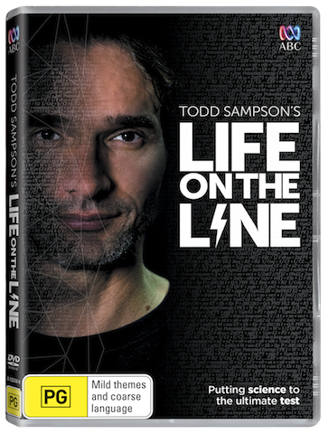 Todd Sampson Life on the Line THE F