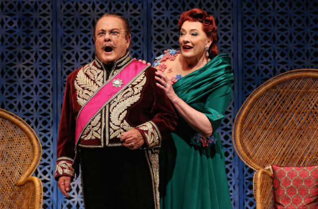 Two Weddings One Bride Opera Australia Playhouse Governor and wife THE F